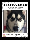 Iditarod - What is Diptheria (Alaskan Sled Dog Race)