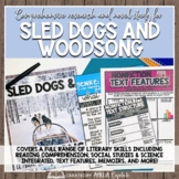 Sled Dogs and Woodsong Research and Novel Study