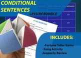 If Conditional Sentences Activity Bundle