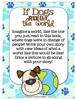 If Dogs Ruled the World by Faith McNutly