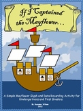 If I Captained the Mayflower by Suzanne Wilson