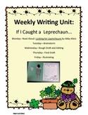 If I Caught a Leprechaun Writing Unit