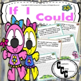 If I Could....... (Distance Learning)