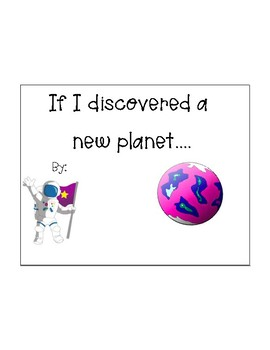 Planet: If I Discovered a New Planet?