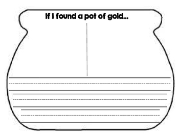 If I Found a Pot of Gold!