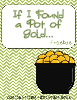 If I Found a Pot of Gold