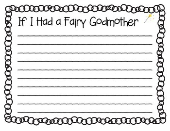 If I Had a Fairy Godmother