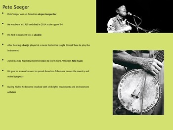 If I Had a Hammer Sing-Along by Pete Seeger