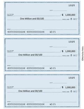 if i had one million dollars