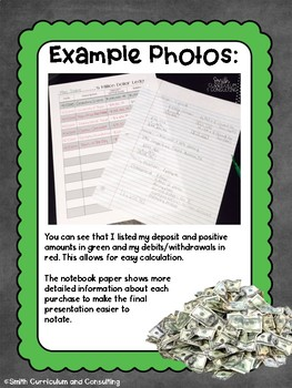 If I Had a Million Dollars Project (Financial Literacy and Budget)