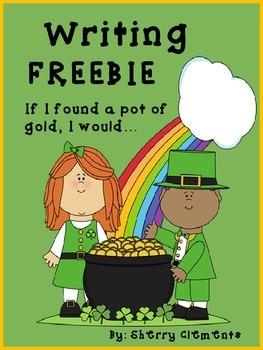 Pot of Gold FREEBIE