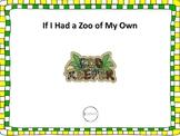 If I Had a Zoo