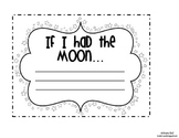 If I Had the Moon Writing Prompt