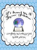 If I Lived in a Snow Globe: A Craftivity and Writing Project