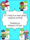 If I Lived in a Snow Globe Creative Writing