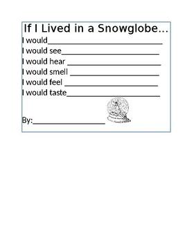 If I Lived in a Snowglobe...