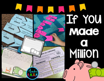 If You Made a Million center activities