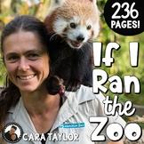 If I Ran the Zoo - Zoo Fieldtrips, Animal Coverings, Zookeepers, and More!