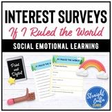 If I Ruled the World Student Survey   Google Classroom   D