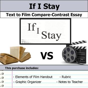 If I Stay - Text to Film Essay