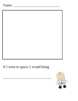 If I Went to Space