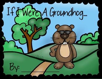If I Were A Groundhog Book