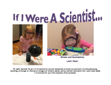"""If I Were A Scientist Nonfiction Bk w/ Science Activity Lessons and """"HOT"""" Ideas"""