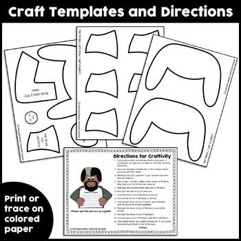 If I Were Frederick Douglass Craftivity