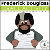 Black History Month Craft {If I Were Frederick Douglass Writing Prompts}