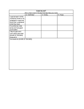 If I Were In Charge: Regions Social Studies Chapter 2 Assessment