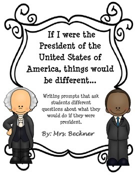 If I Were President...