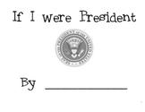 If I Were President Kinder Unit