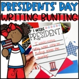 If I Were President - Presidents Day Bunting Banner