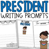 If I Were President {Writing Activity}
