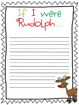 If I Were Rudolph