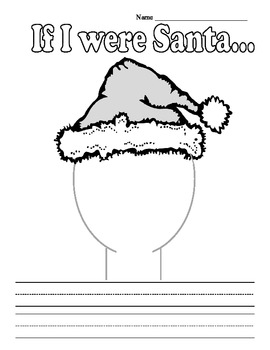Holiday writing activities for 1st grade