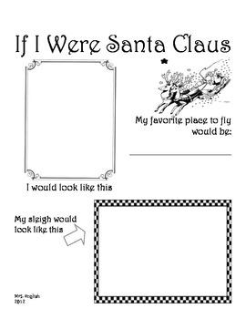 If I Were Santa Claus