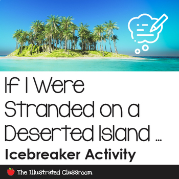 FREE - Back to School Icebreaker Activity by The Illustrated ...