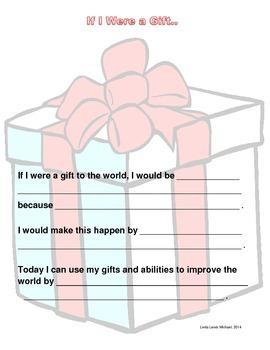 If I Were a Gift...