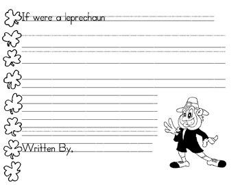 If I Were a Leprechaun