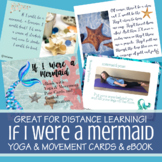 If I Were a Mermaid: eBook with Yoga & Movement Pose Cards
