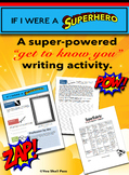 If I Were a Superhero: Creating Students' Origin Stories
