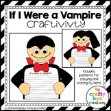 Vampire Craft {If I Were a Vampire Writing Prompts}