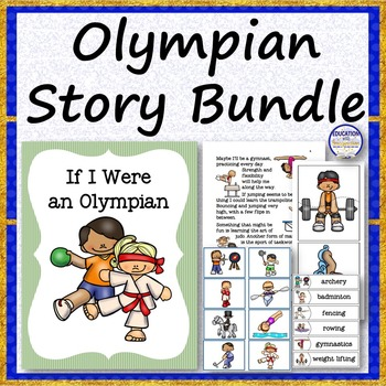 OLYMPIAN Story Bundle