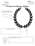 If I Were an Olympic Athlete