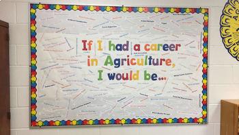 If I had a Career in Ag Bulletin Board