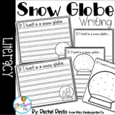 If I lived in a snow globe paper