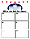 If I lived in the White House