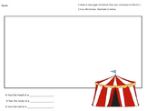 If I ran the Circus by Dr. Seuss Activity