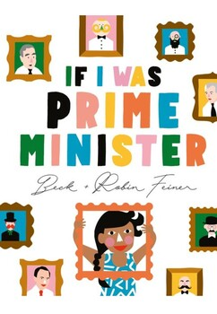 If I was prime minister book activity
